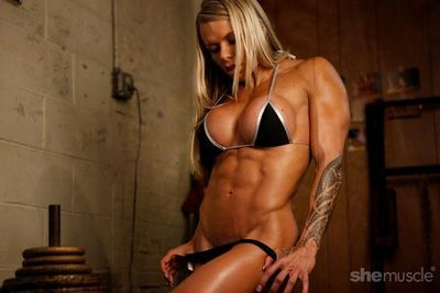 She Muscle password